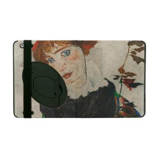 エゴンSchiele著Wallyのポートレート iPad ケース