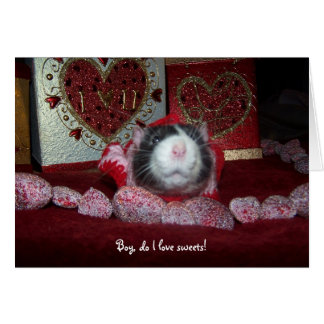 エジソンのバレンタインデーカード カード
