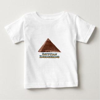 エジプトのエンジニアリング-軽い服装 ベビーTシャツ