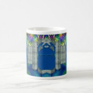 エジプトのオオタマオシコガネのファンタジーの芸術のマグ コーヒーマグカップ