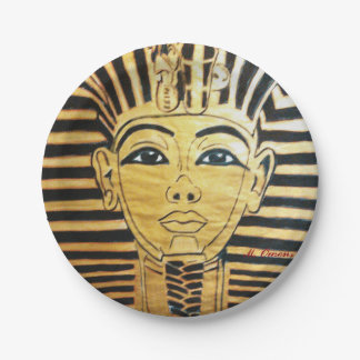 エジプトのスタイルの紙皿 ペーパープレート