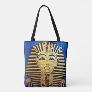 """""""エジプトのスタイル""""の全にプリントのトートバック トートバッグ"""
