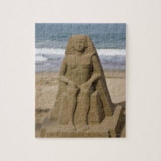 エジプトのデザイン ジグソーパズル
