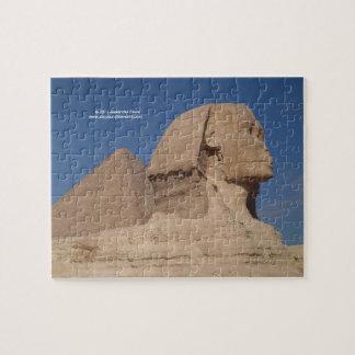 エジプトのパズル ジグソーパズル