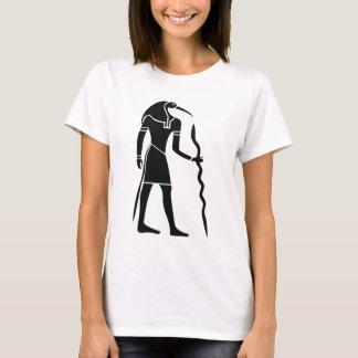 エジプトのヒエログリフ Tシャツ