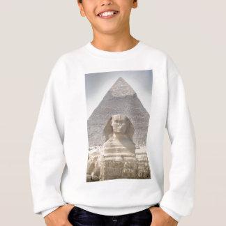 エジプトのピラミッド スウェットシャツ