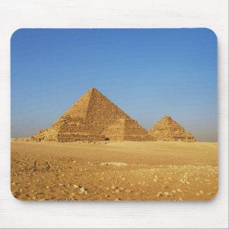 エジプトのピラミッド マウスパッド