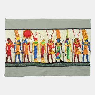 エジプトのファラオの台所タオルのالفراعنةالمصرية キッチンタオル