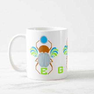 エジプトのマグ-スタイル及び色を選んで下さい コーヒーマグカップ