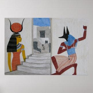 エジプトのミステリー ポスター