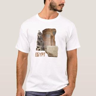 エジプトの写真のコラージュのワイシャツ-スタイルを選んで下さい Tシャツ