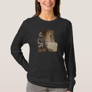 エジプトの写真のコラージュのワイシャツ-スタイル及び色を選んで下さい Tシャツ