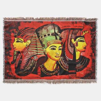 エジプトの女王のブランケット4のملكاتمصر スローブランケット