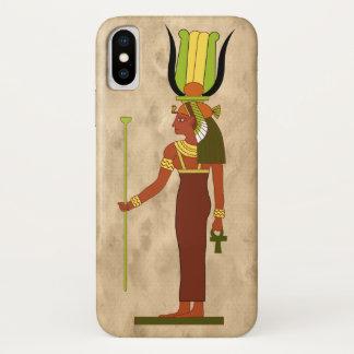 エジプトの女神Isis iPhone X ケース