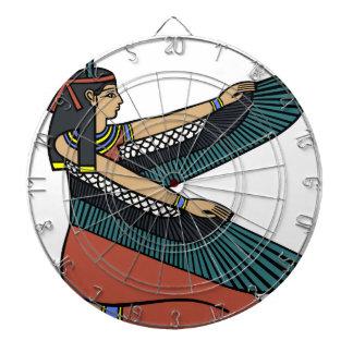 エジプトの女神Maat ダーツボード