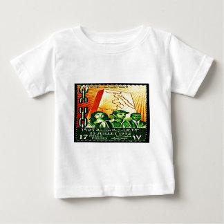 エジプトの改革のスタンプ ベビーTシャツ