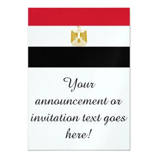 エジプトの旗 カード