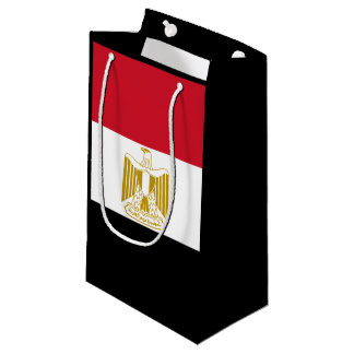 エジプトの旗 スモールペーパーバッグ