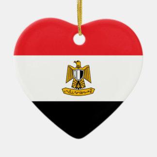 エジプトの旗 セラミックオーナメント