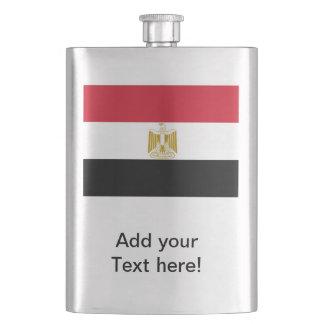 エジプトの旗 フラスク