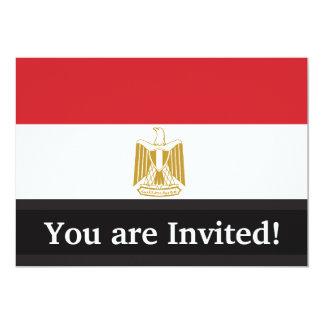 エジプトの明白な旗 カード