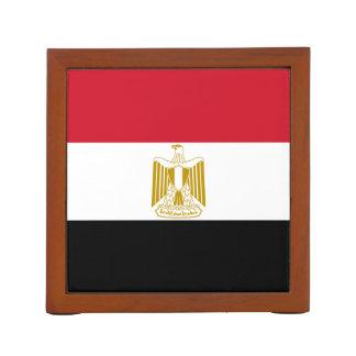 エジプトの机のオルガナイザーの旗 ペンスタンド