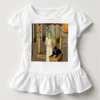 エジプトの神、Anubis トドラーTシャツ