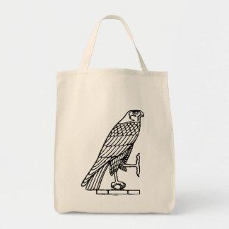 エジプトの記号: 《鳥》ハヤブサ トートバッグ