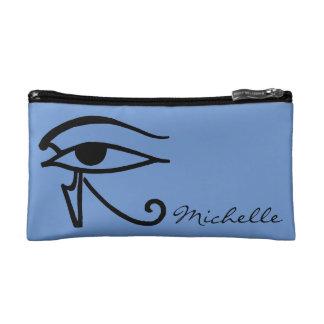 エジプトの記号: Utchat コスメティックバッグ