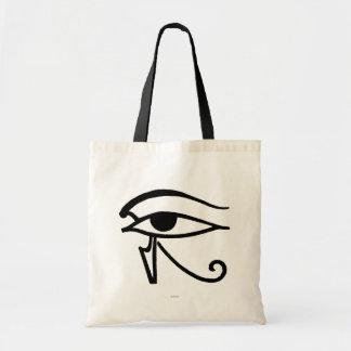 エジプトの記号: Utchat トートバッグ