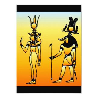 エジプトの象形文字 カード