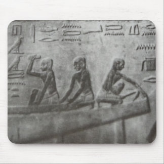 エジプトの象形文字 マウスパッド
