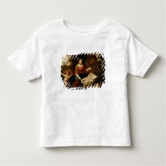 エジプトへの飛行の残り トドラーTシャツ
