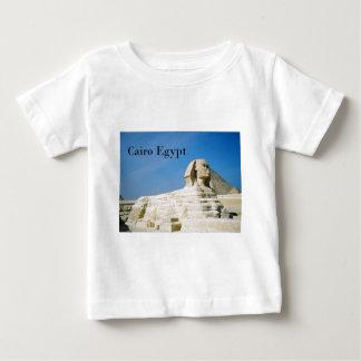 エジプトカイロギーザのスフィンクス2 (St.K) ベビーTシャツ