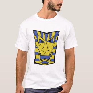 エジプト人のTikiのマスクライトワイシャツ Tシャツ