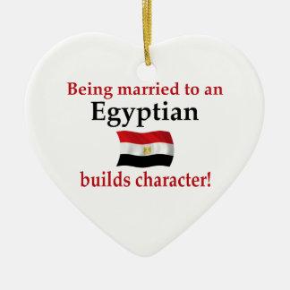 エジプト人はCharaccterを造ります セラミックオーナメント