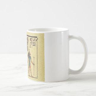 エジプト人04 コーヒーマグカップ