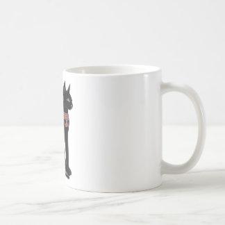 エジプト猫の女神Bastet コーヒーマグカップ