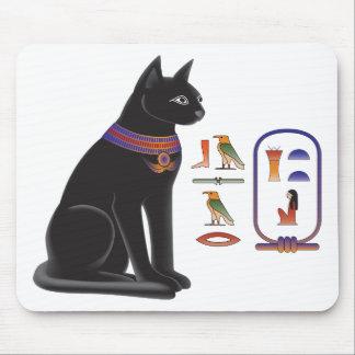 エジプト猫の女神Bastet マウスパッド