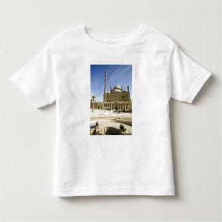 エジプト、カイロ。 モハメッド印象的なアリのモスク トドラーTシャツ