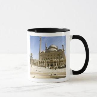 エジプト、カイロ。 モハメッド印象的なアリのモスク マグカップ