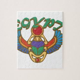 エジプト ジグソーパズル