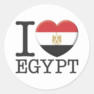 エジプト ラウンドシール