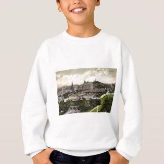 エジンバラの城からの眺め スウェットシャツ