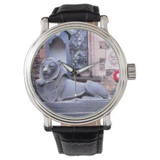 エジンバラの城 腕時計