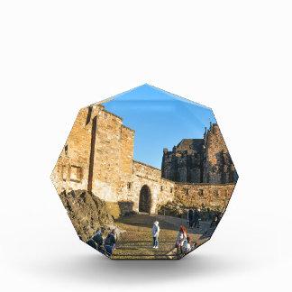 エジンバラの城 表彰盾