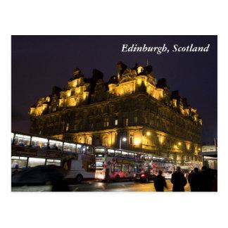 エジンバラ、スコットランド ポストカード
