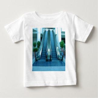 エスカレーター ベビーTシャツ