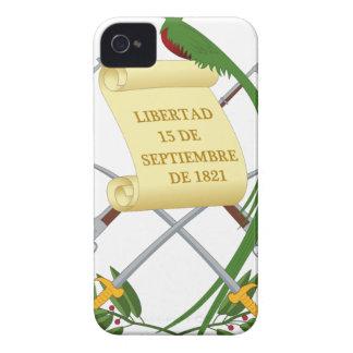エスクードde armas deグアテマラ-紋章付き外衣 Case-Mate iPhone 4 ケース