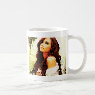 エスターの芸術作品 コーヒーマグカップ